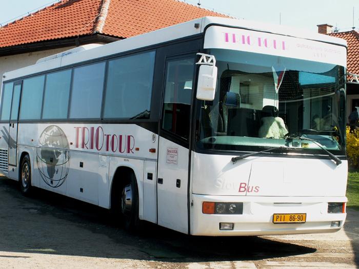 autobus Slovbus
